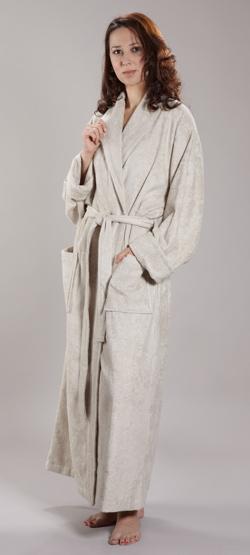 Bathrobes Online Full Length Luxury Bamboo Bathrobe For